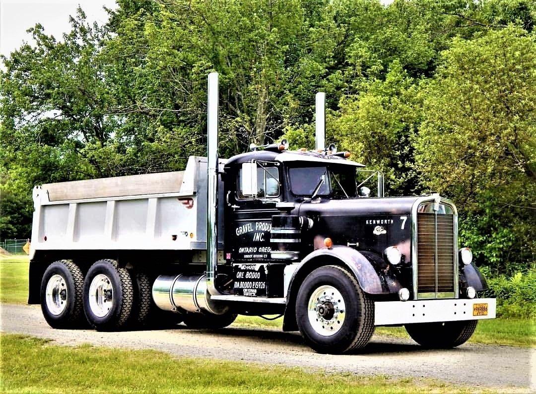 Pin by mitsch mcgough on Big Trucks Semi trucks, Trucks