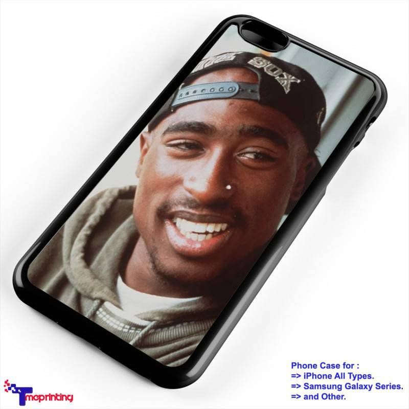 official photos 51f8f 09493 2Pac Tupac Shakur - Personalized iPhone 7 Case, iPhone 6/6S Plus, 5 ...