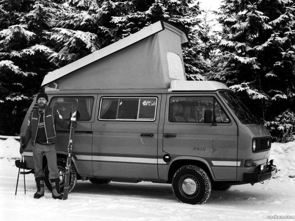 volkswagen transporter westfalia t3 vanagon camper joker 1980 1982 vans pinterest. Black Bedroom Furniture Sets. Home Design Ideas