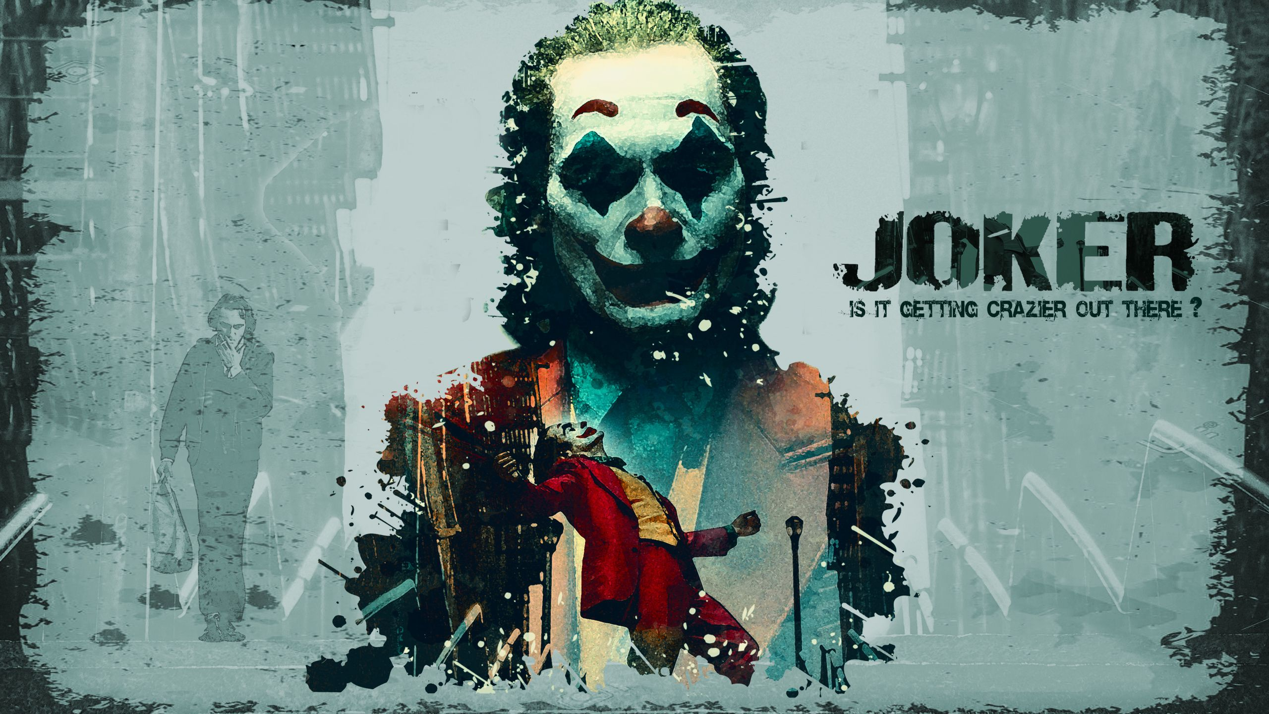 2560x1440 Joker 2019 Movie Wallpaper In 2020 Joker Hd Wallpaper Joker Wallpapers Joker Images