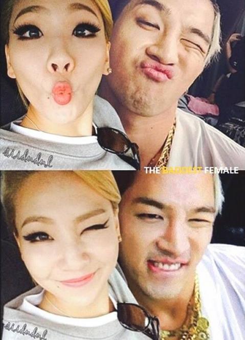 cl dating taeyang