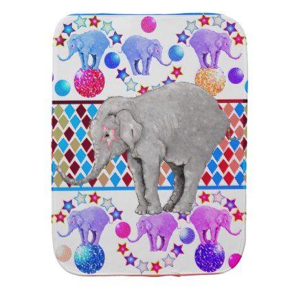 Elephant circus burp cloth baby gifts giftidea diy unique cute elephant circus burp cloth baby gifts giftidea diy unique cute baby gifts pinterest negle Gallery
