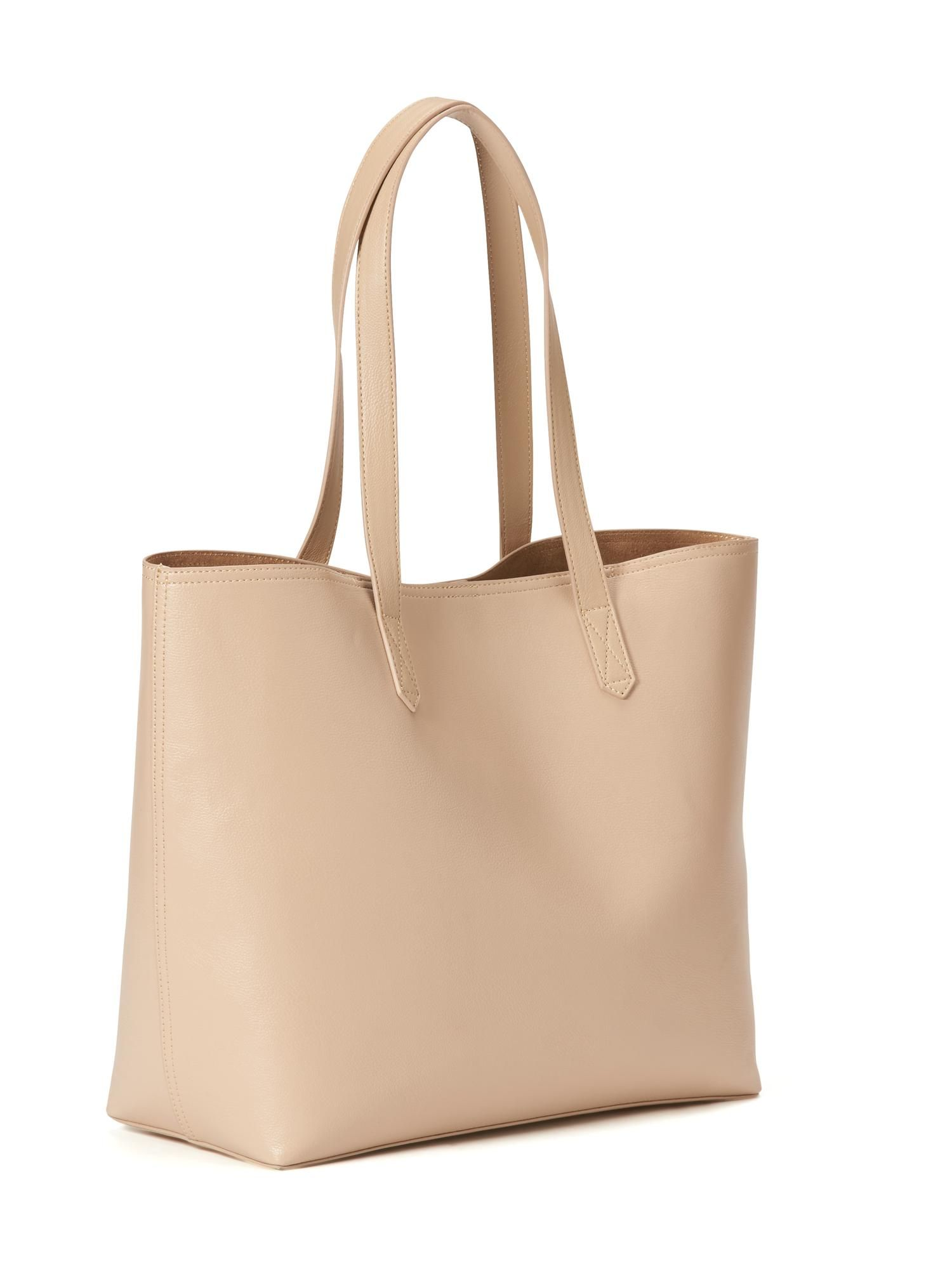 Old Navy Classic Faux Leather Tote 34 00 In 2019