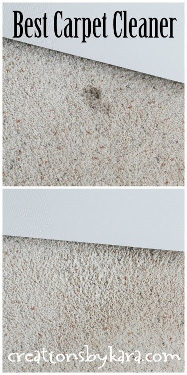 Best Carpet Spot Remover I've found, and you probably have it in your bathroom cabinet! #cleaning #carpet #tips creationsbykara.com