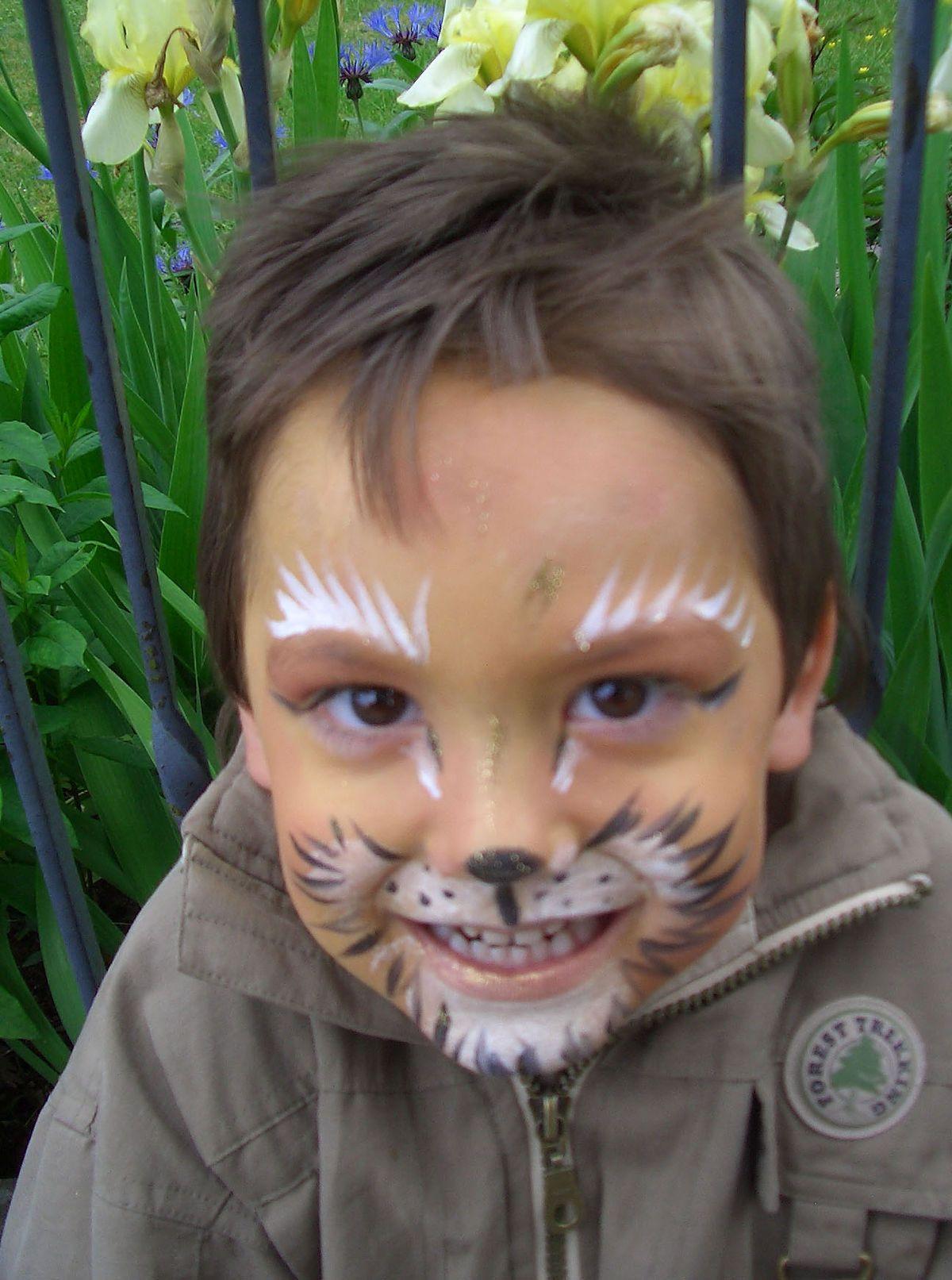 Kinderschminken Lowe Face Painting Pinterest Face Painting