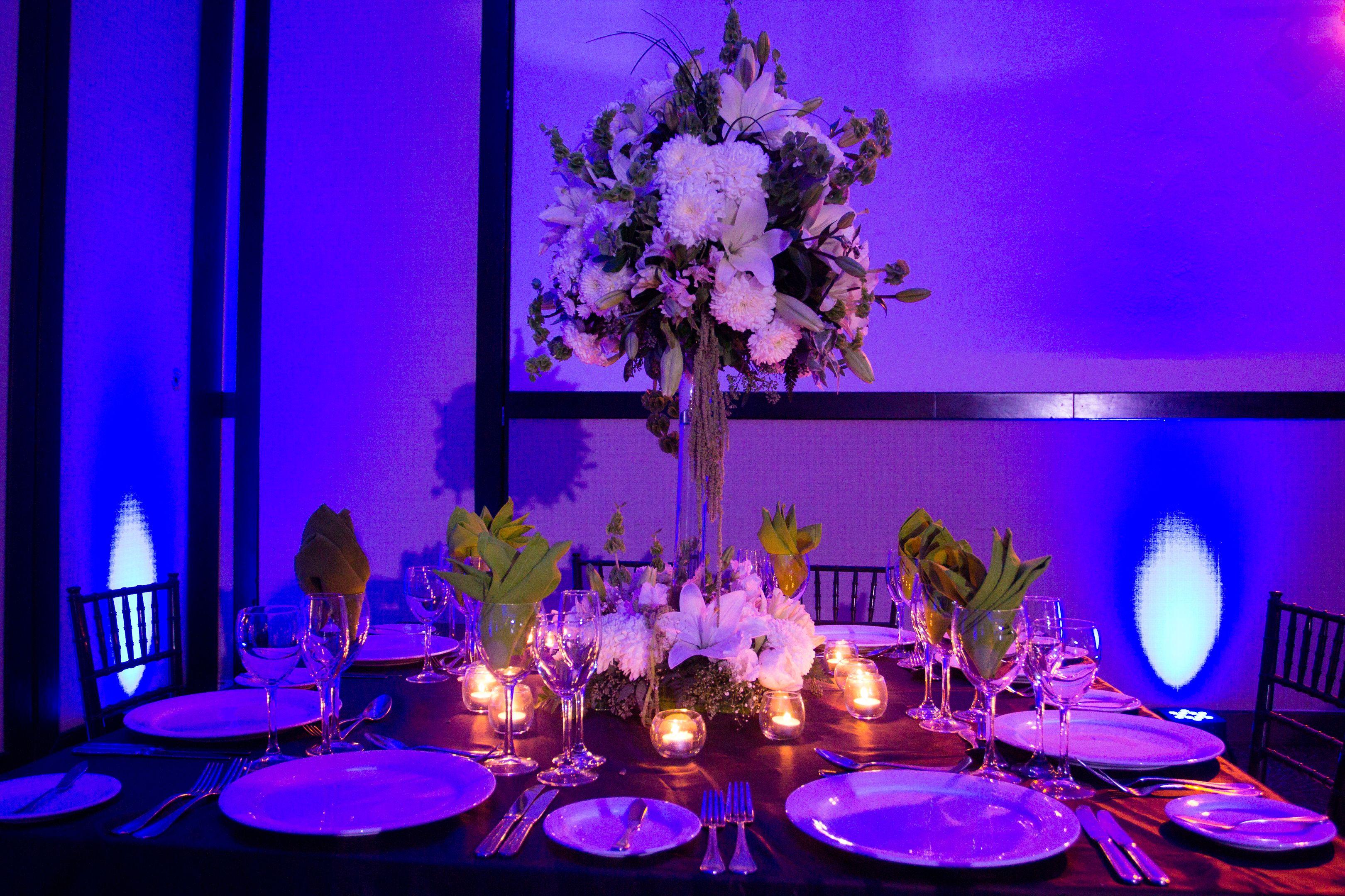 The ballroom is a great place for an indoor reception #SecretsVallartaBayPuertoVallarta #Mexico #DestinationWedding