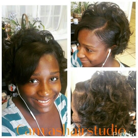 Press & curl #pressncurl #naturalhair #hairdiva #canvashairstudio #arlingtonstylist #dfwstylist #Hairs2U  Styled by Mz. Tee (Arlington location)