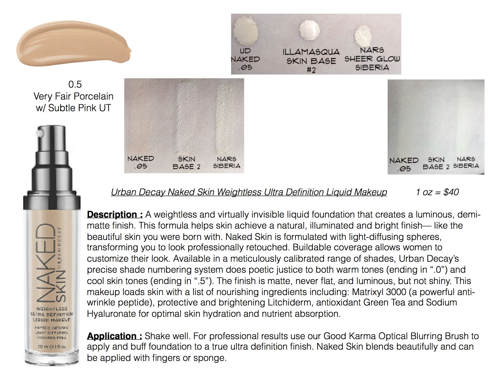 Brands Liquid makeup, Makeup, Weightless