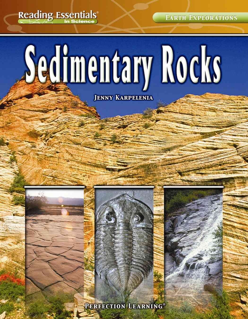 Provides An Overview Of Sedimentary Rocks Discussing