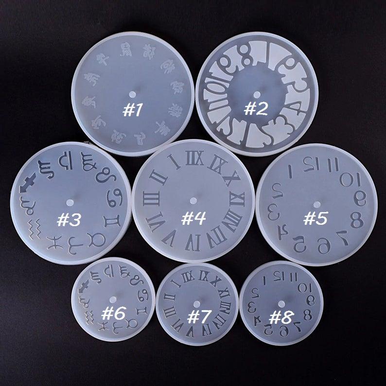 International chess shape silicone mold diy clay epoxy resin mold pendant moldOS