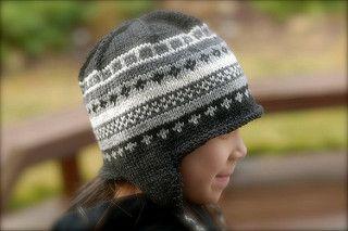 3238615792_098b56e4b5_n | Hat pattern, Flap hat, Knitting ...