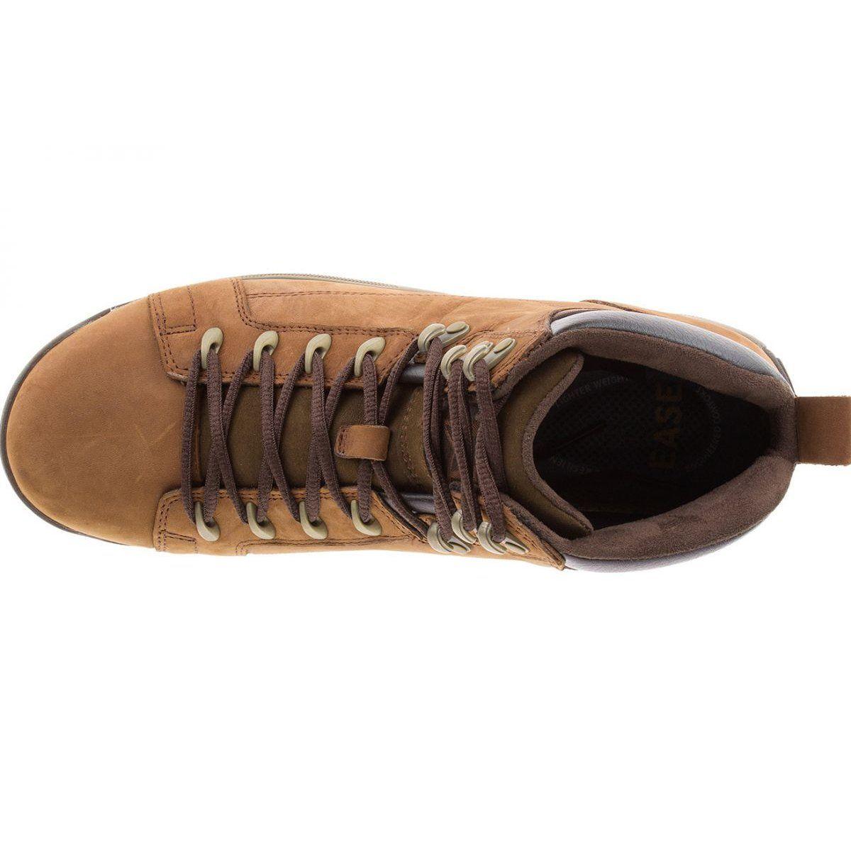 Caterpillar Supersede M P720290 Shoes Brown Sport Shoes Men Shoes Nubuck Leather