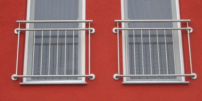 franz sische balkone absturzsicherungen aus edelstahl niro super qualit t zum super preis. Black Bedroom Furniture Sets. Home Design Ideas