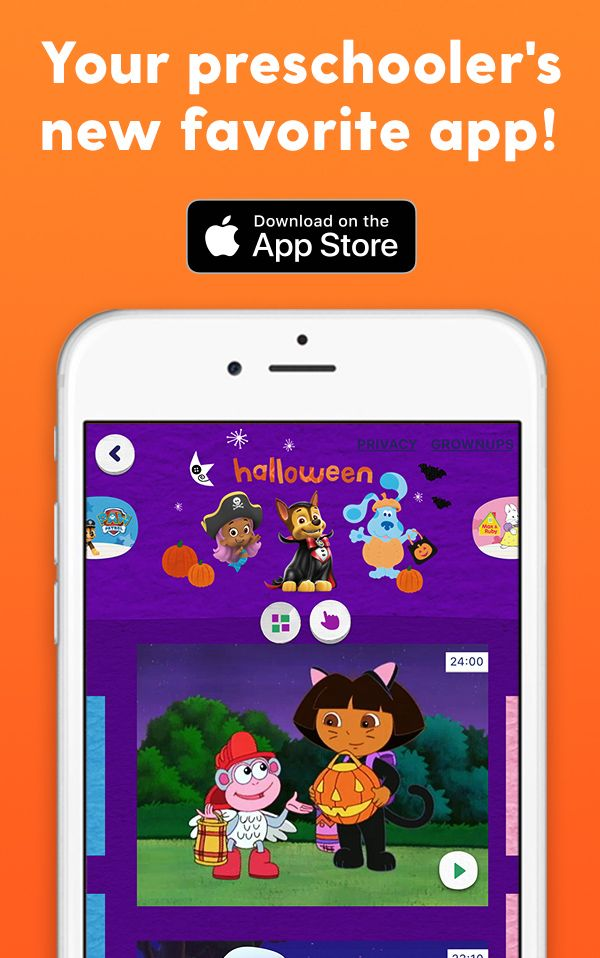 Halloween is almost here! Install NOGGIN so your kids can