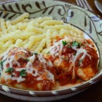 Recipe Submitted By: From Valerie's Kitchen Click on the link below for the Pizza Chicken Recipe!  Pizza Chicken
