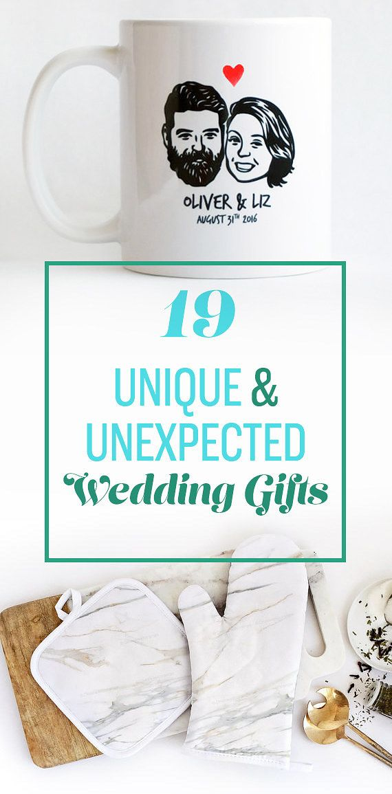 19 Unique Wedding Gifts Not On The Registry Funny Wedding Gifts Unique Wedding Gifts Best Friend Wedding Gifts