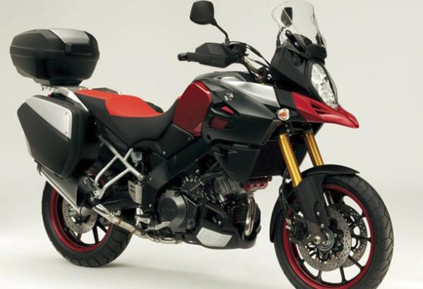Suzuki confirma lançamento da VStrom 1000 Motociclismo