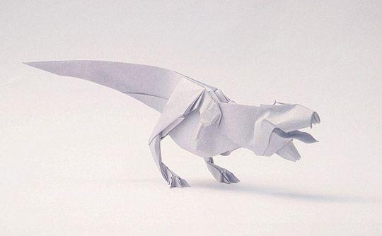 origami t rex pdf