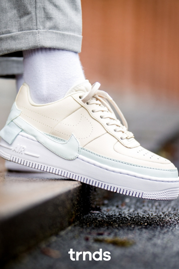 5f60ed0a4 Nike Air Force 1 Jester XX for women. Nike adds playful elements to one of