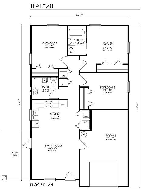 Building Plans Single Family Hialeah Building Plans House Building Plans Build Your Dream Home