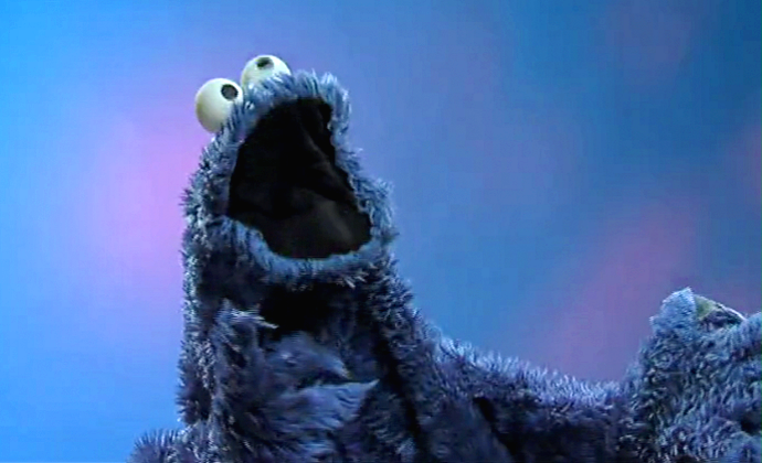 Cookie Monster Through the Years | Stuff I find ammusing