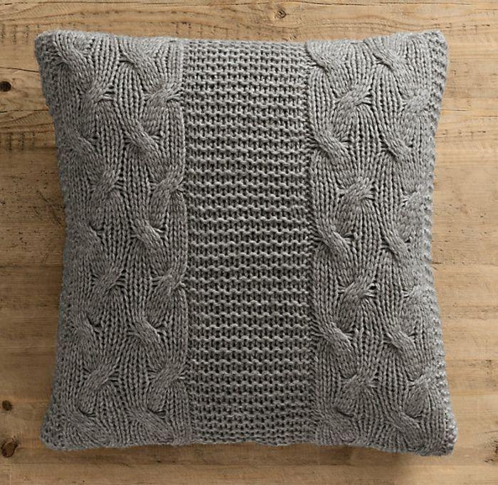 Kissen Stricken? Eine unikale DIY-Idee! - Handarbeit - #DIYIdee #eine #Handarbeit #Kissen #Stricken #unikale #knittingdesigns