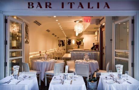 Bar Italia Madison Italian Restaurant Upper East Side
