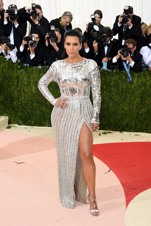 Met Gala 2016: Wearing custom Balmain and custom Lorraine Schwartz jewels, totalling $4.5 million.