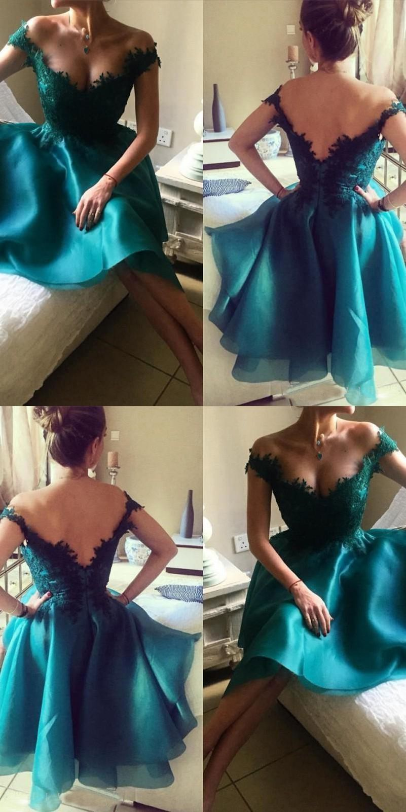 Cheap Homecoming Dresses,Short Homecoming Dresses,Off Shoulder Homecoming Dresses,Backless Cocktail Dresses,Graduation Dress Prom Gowns DS389 #backlesscocktaildress