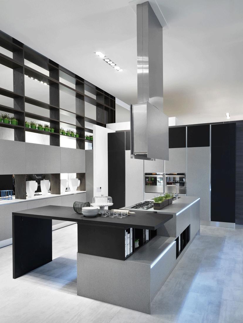 Cucine con cappa grande. Moderne e classiche | Arredo ...