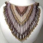 Jewelry Trend Fringe Necklace