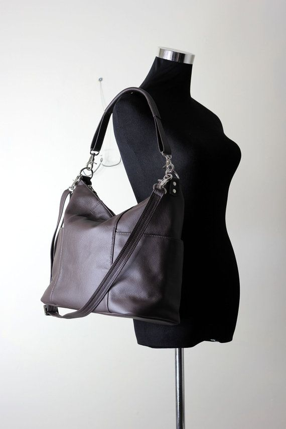 f1a65ce58a Leather bag Jolie women leather purse by Adeleshop on Etsy