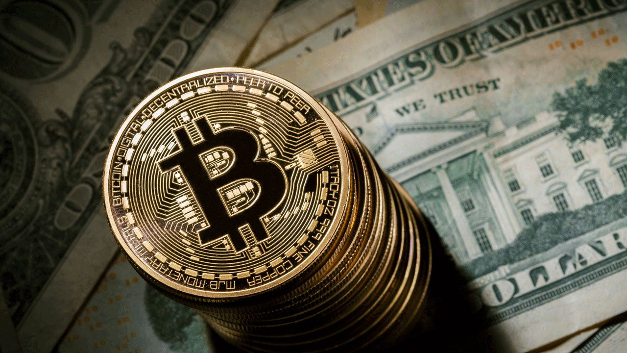 how much is one bitcoin worth right now