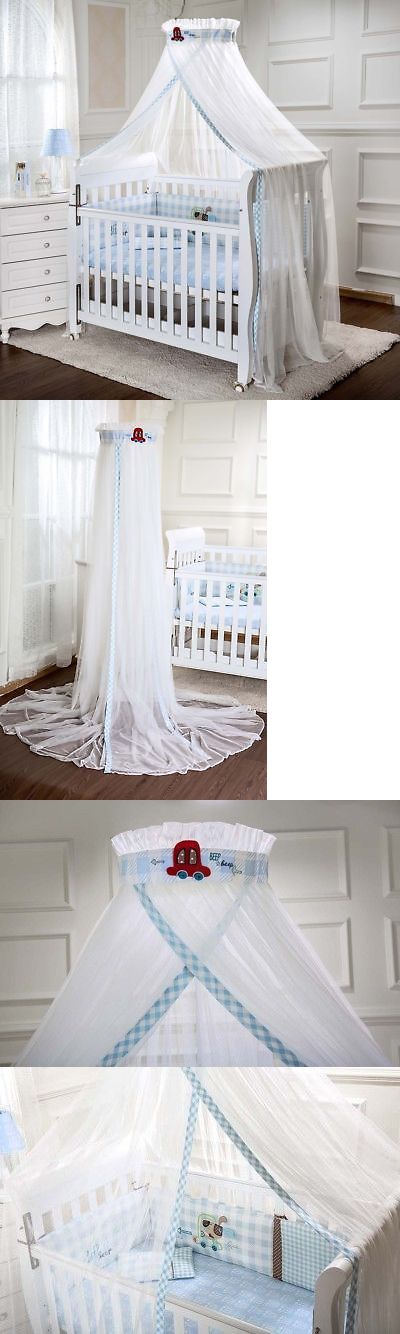 Canopies and Netting 180905 Kids Baby Cot Bed Mosquito Net Curtain Canopy Dome Mesh Nursery & Canopies and Netting 180905: Kids Baby Cot Bed Mosquito Net ...