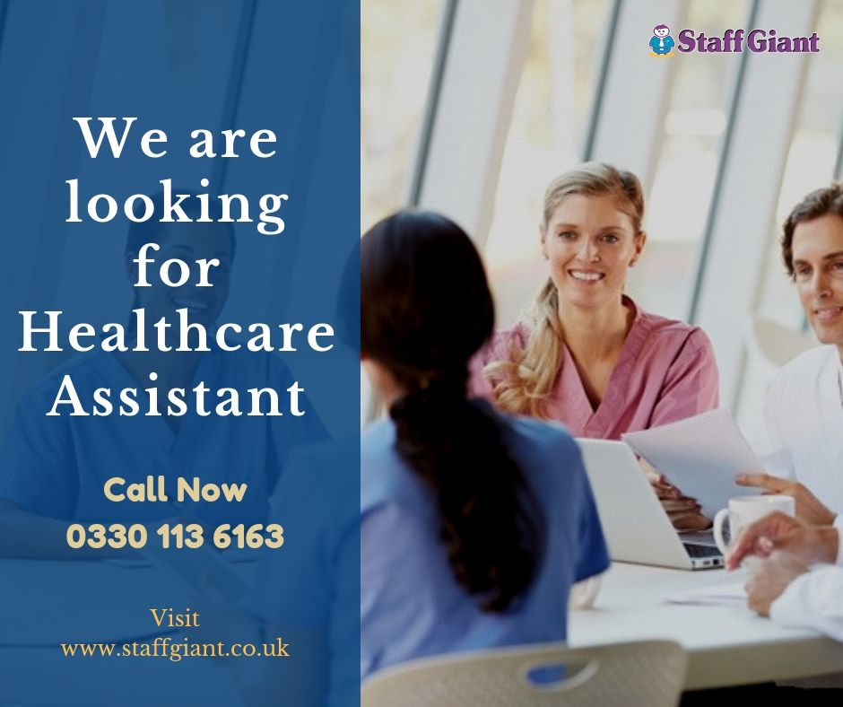 We Are Looking For Health Care Assistant We Are Seeking Committed