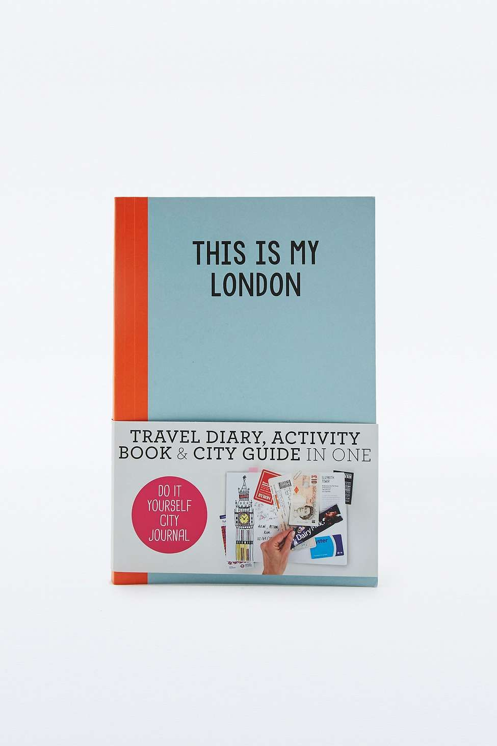 This is my london do it yourself city journal city journal for me this is my london do it yourself city journalurban outfitters solutioingenieria Images