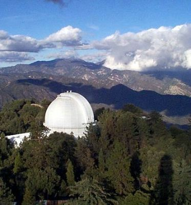 Mount Wilson Complex Believed Safe From Fires Ucla Astronomical Observatory Observatory Mount Wilson