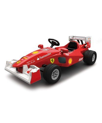 Scuderia Ferrari By Tt Toys Toys Junior 103 44 This Is An Official Licensed Product Of Ferrari Riding Toys Toys For Boys Toy Car