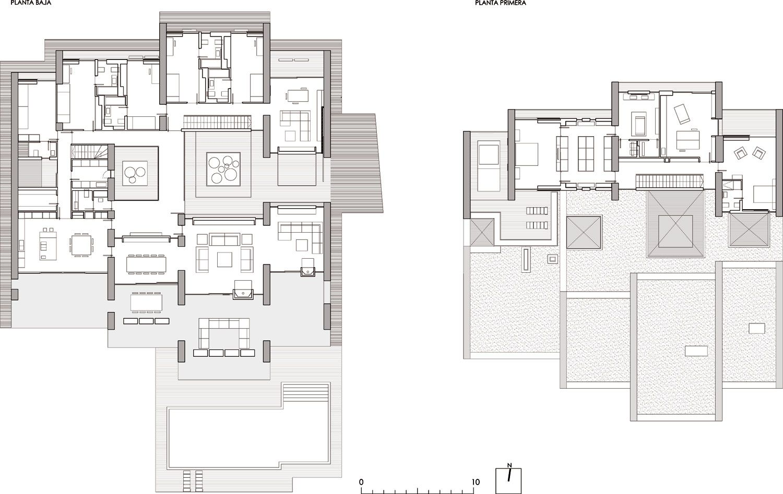 arquitectura house in monasterios by ramon esteve