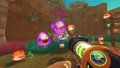 New Games Slime Rancher Deluxe Edition Ps4 Xbox One Slime Rancher Slime Rancher Game Rancher