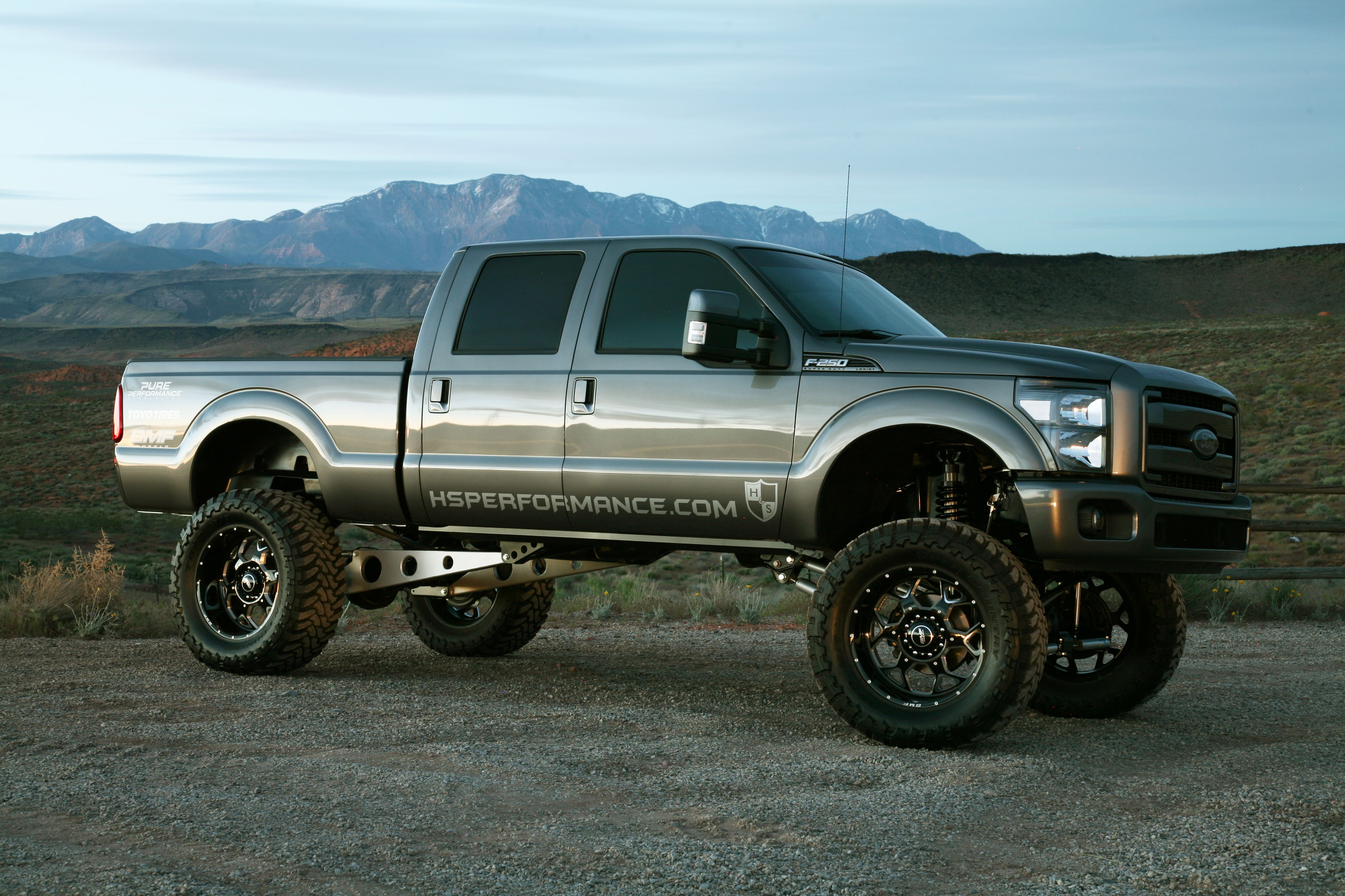 2011 Ford F 250 From H S Performance Lifted Ford Trucks Trucks