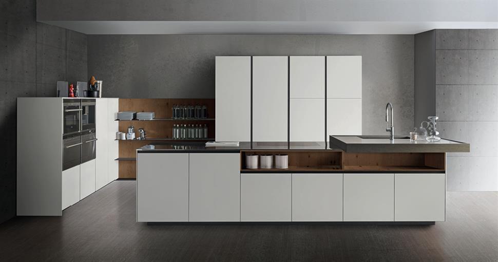 Krieder Contracts LP300 By Krieder Pinterest Kitchens   Kuche Mit Kochinsel  Tm Italien