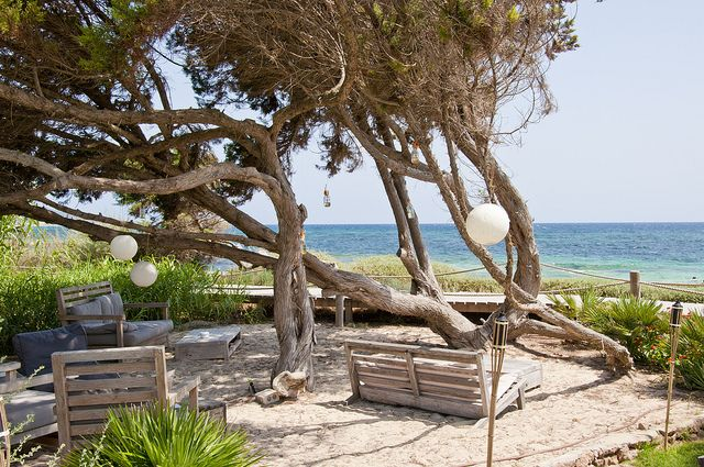 The gecko beach club places pinterest beach club - Hotel gecko beach club formentera ...