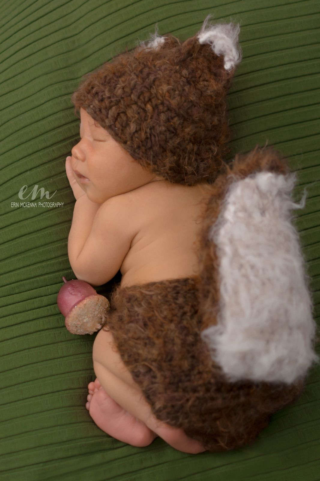 Baby Squirrel Costume Woodland Nursery Woodland Baby Shower Squirrel Costume Infant Costumes Cute Baby Costumes Baby Outfits Newborn Baby Picture Outfits