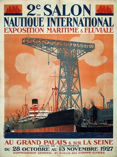 2ème salon nautique international - Exposition maritime & fluviale - Au…