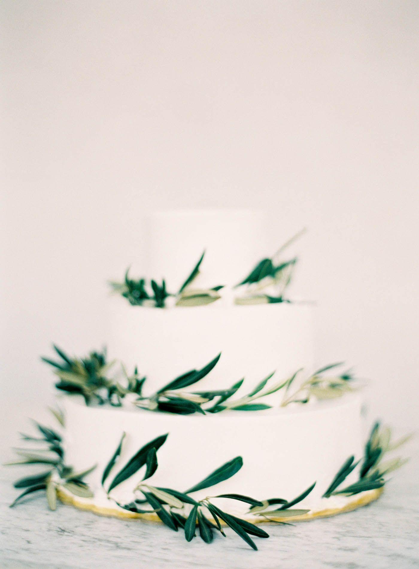 Santorini Wedding | Olive Bouquet | Reem Acra Wedding Dress | Antique Greek Car Rental | Navy Blue Suits | Light Blue Bridesmaids Dresses | Greece Wedding | JenHuangPhoto.com