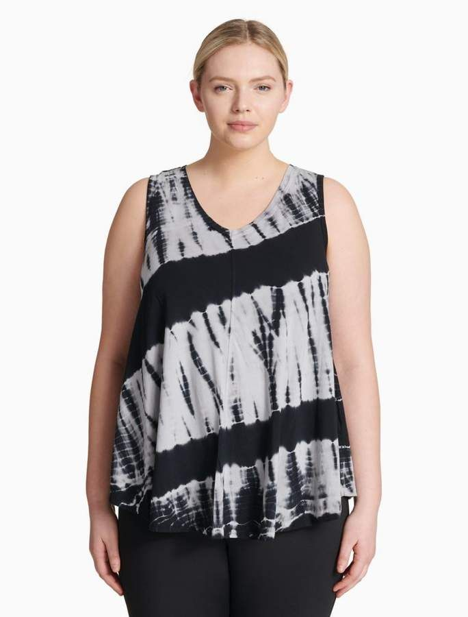 a966e49d6a Plus size performance v-neck racerback tank top in 2019 | Products ...