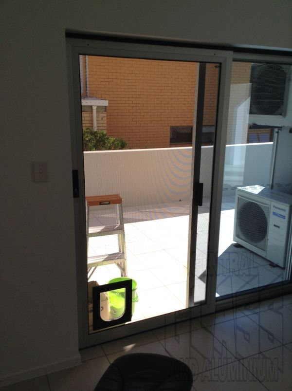 Central Glass And Aluminium Gold Coast Glaziers Windows And Doors Pet Doors Doors