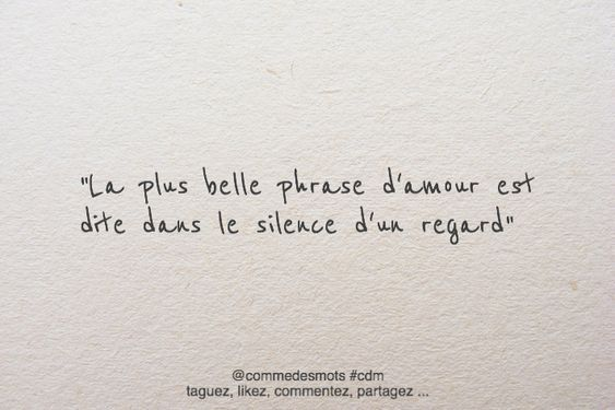 La Plus Belle Phrase Damour Beautiful Quotes 3 Phrase