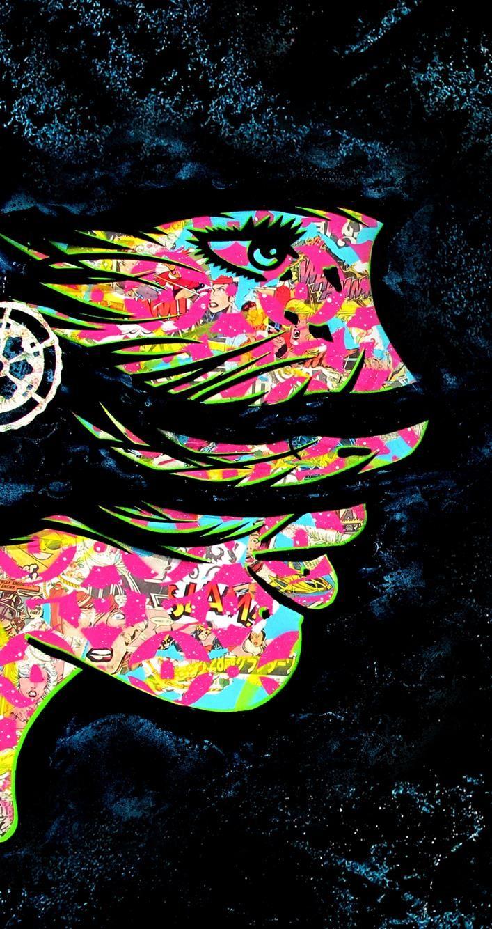 25 Coole Graffiti iPhone Wallpaper HD Graffiti wallpaper